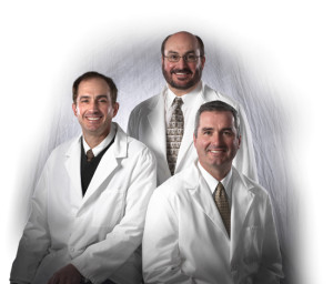 Dr. Eric Haas, Mark Haas, and Roger Haas from Haas Orthodontic Arts in Akron, Stow, Green, and Cuyahoga Falls
