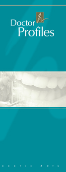 Doctor Profiles Brochure from Haas Orthodontic Art
