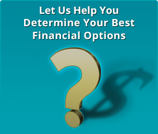 Financial Options Available